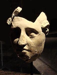 Ai Khanum. Divinità in terracotta